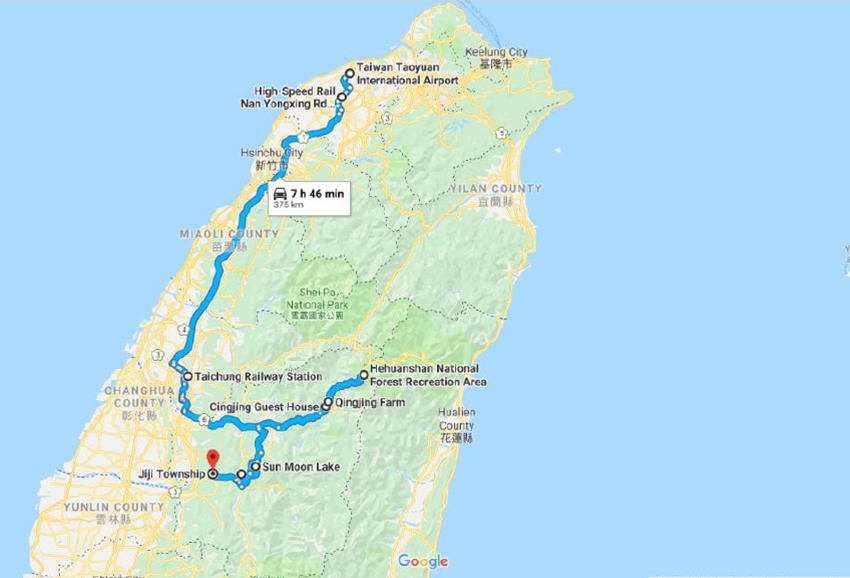 Taiwan - Ultimate 10 days Itinerary, Filled with Activities